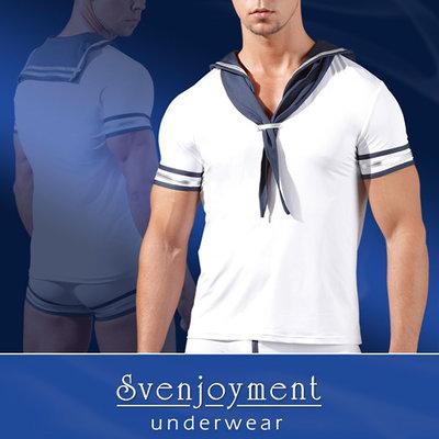 Heren Shirt Sailor