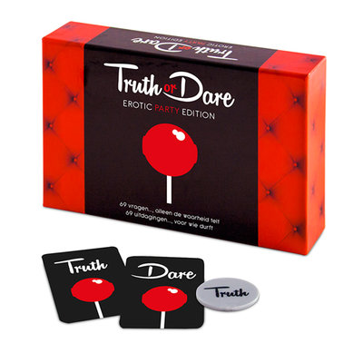 "Toss""Truth or Dare"""
