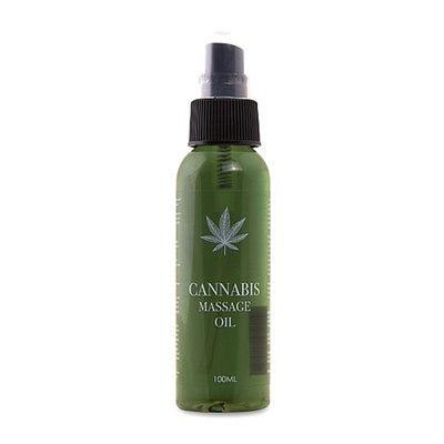 Cannabis Massageolie - 100ml