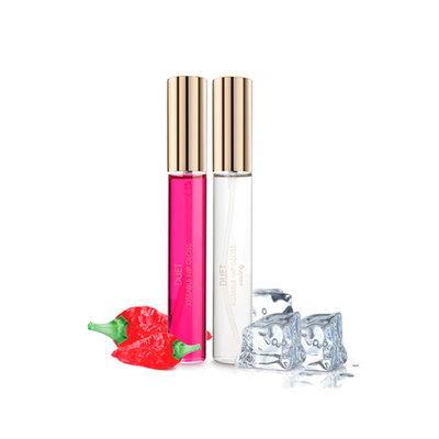 Duet Kissable Nip Gloss - Verkoelend & Verwarmend